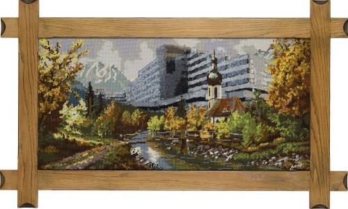 Frappant * 2014 * 57 x 100 cm