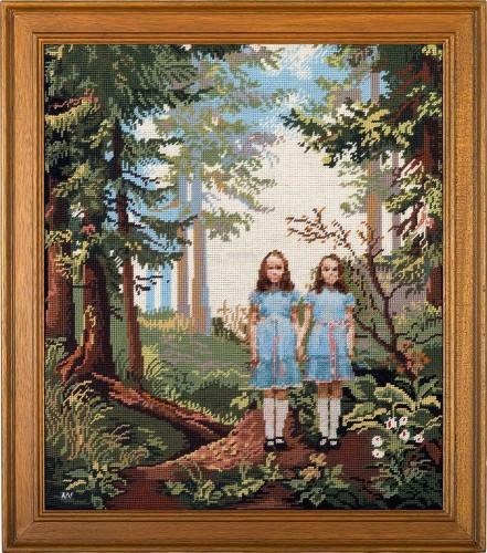 * Twins Nature * 2014 * 61 x 51 cm